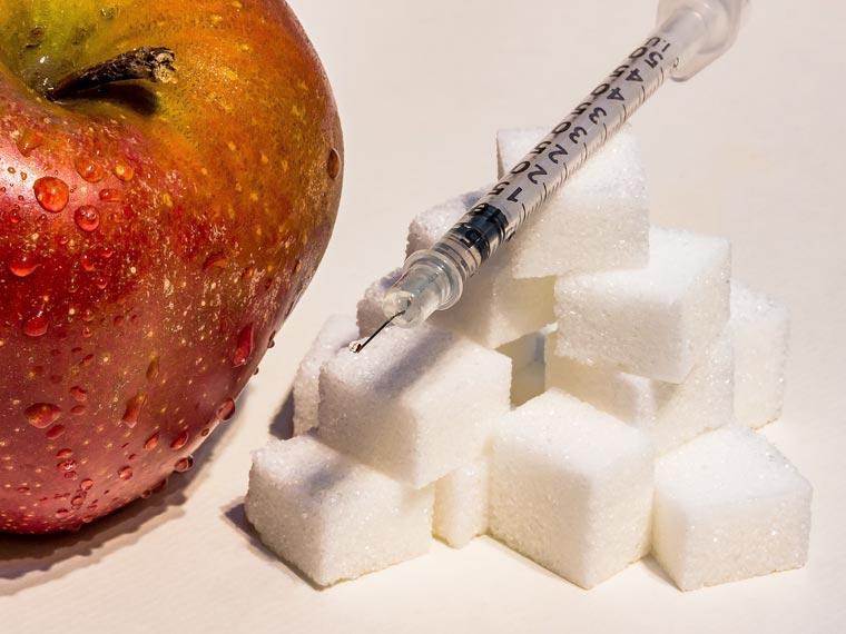 Diabetes und Gewichtskontrolle