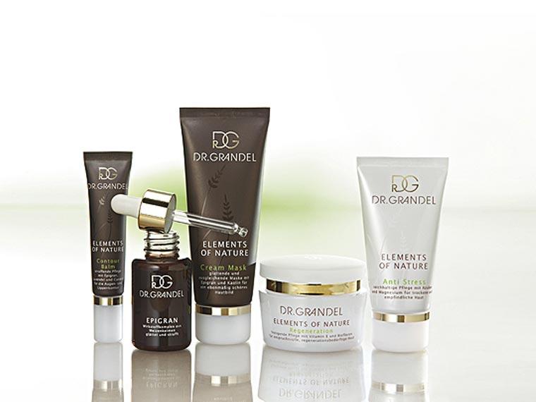 Dr. Grandel Naturkosmetik Hautpflege in der Wittelsbacher Apotheke