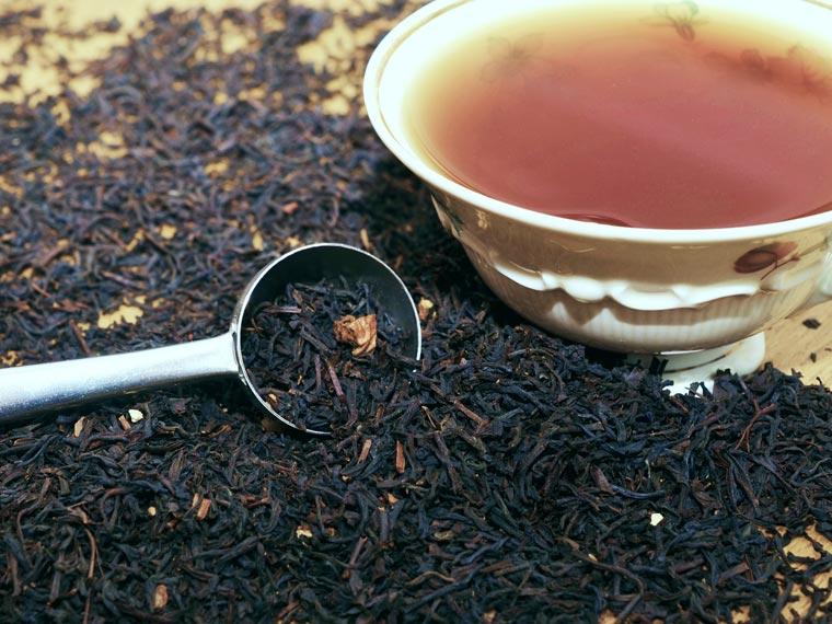 Vielfalt an Tee in der Wittelsbacher Apotheke